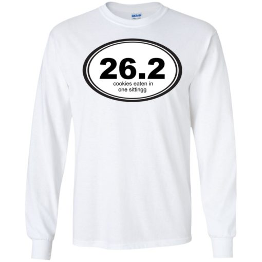 26 2 Cookies Eaten In One Sittingg shirt - image 2945 510x510