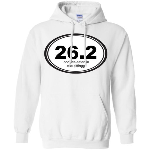 26 2 Cookies Eaten In One Sittingg shirt - image 2947 510x510
