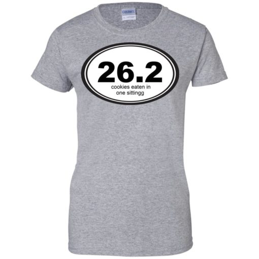 26 2 Cookies Eaten In One Sittingg shirt - image 2951 510x510