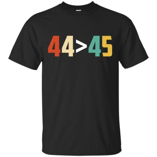 44 is greater than 45 shirt - image 3011 510x510