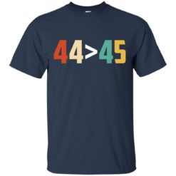44 is greater than 45 shirt - image 3012 247x247