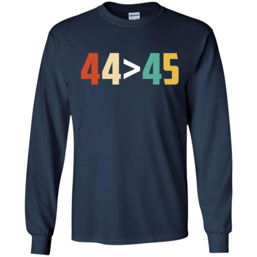 44 is greater than 45 shirt - image 3015 510x510