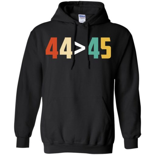 44 is greater than 45 shirt - image 3016 510x510