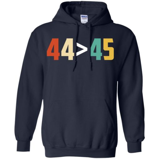 44 is greater than 45 shirt - image 3017 510x510