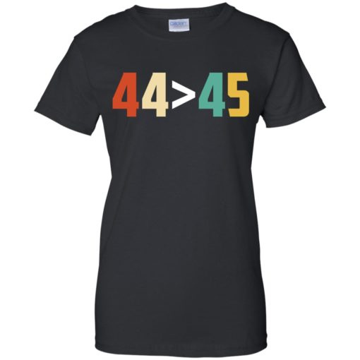 44 is greater than 45 shirt - image 3019 510x510