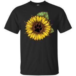 Dog sunflower shirt - image 324 247x247