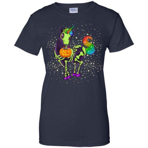 Unicorn Halloween shirt - image 3306 510x510