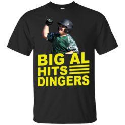 Little League boys big al hits Dingers shirt - image 3358 247x247