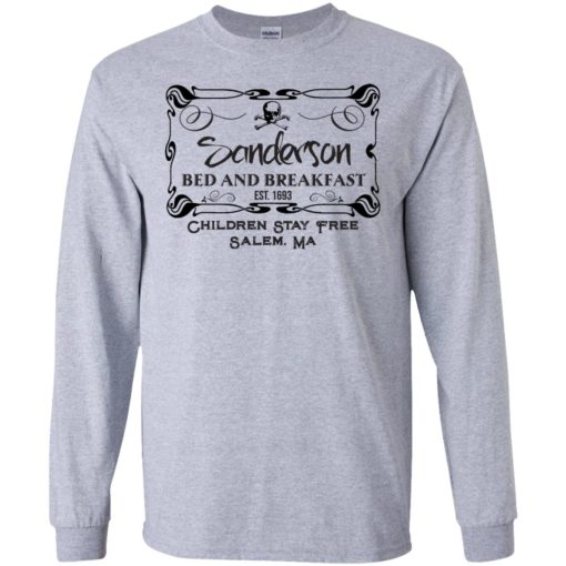 Sanderson Bed and Breakfast shirt - image 3398 510x510