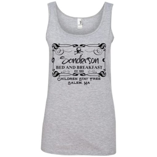 Sanderson Bed and Breakfast shirt - image 3402 510x510