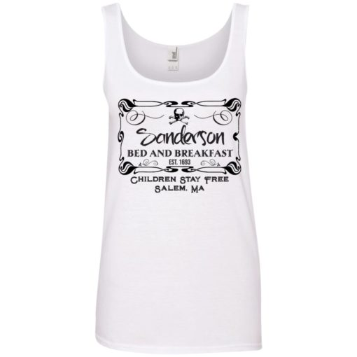 Sanderson Bed and Breakfast shirt - image 3403 510x510