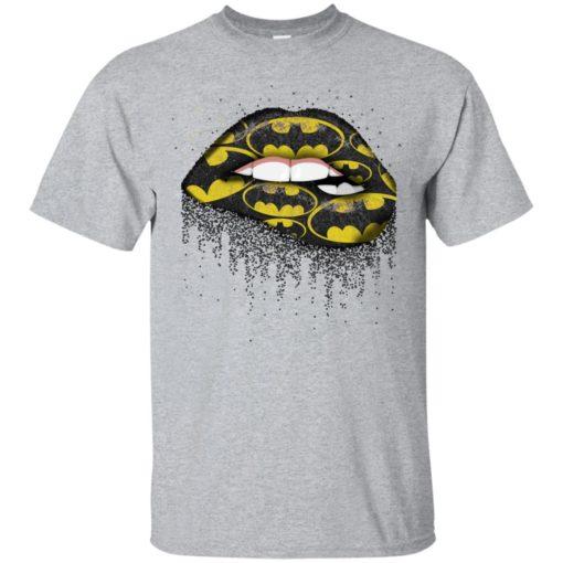 Batman Lips shirt - image 3428 510x510