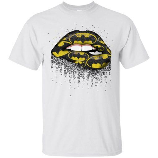 Batman Lips shirt - image 3430 510x510