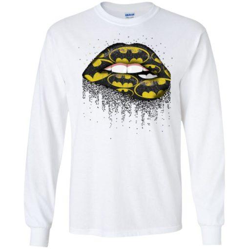 Batman Lips shirt - image 3432 510x510