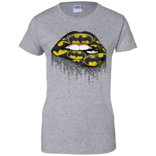 Batman Lips shirt - image 3437 510x510