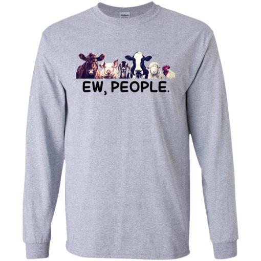 Animal Ew People shirt - image 3603 510x510