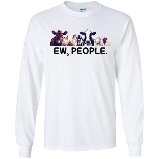 Animal Ew People shirt - image 3604 510x510