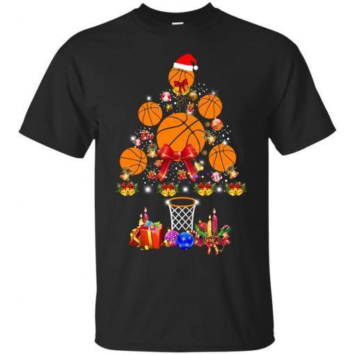 Baseball Christmas Tree shirt - image 3763 510x510