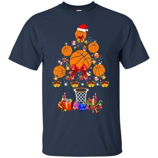 Baseball Christmas Tree shirt - image 3764 510x510