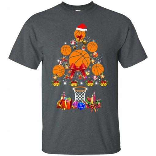 Baseball Christmas Tree shirt - image 3765 510x510