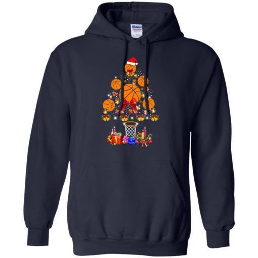 Baseball Christmas Tree shirt - image 3769 510x510