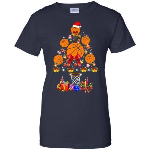 Baseball Christmas Tree shirt - image 3773 510x510