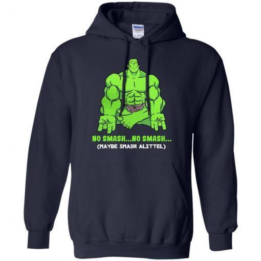 Hulk yoga No smash no smash maybe smash a little shirt - image 3780 510x510