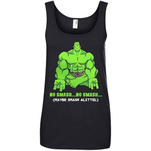 Hulk yoga No smash no smash maybe smash a little shirt - image 3781 510x510