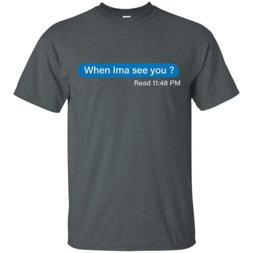 When Ima See You Read 11:48 pm shirt - image 4106 510x510