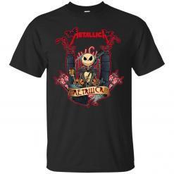 Jack Skellington Metallica shirt - image 4149 247x247