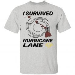 I Survived Hurricane Lane shirt - image 4228 247x247