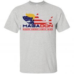 Trump Magadon Making America Great Again shirt - image 4360 247x247