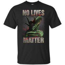 Xenomorph no lives matter shirt - image 480 247x247