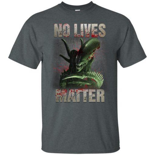 Xenomorph no lives matter shirt - image 482 510x510