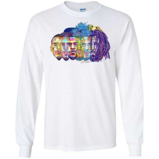 J Cole Kod art shirt - image 52 510x510