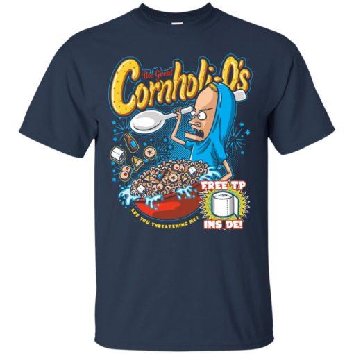 Beavis the great Cornholi-o's shirt - image 649 510x510