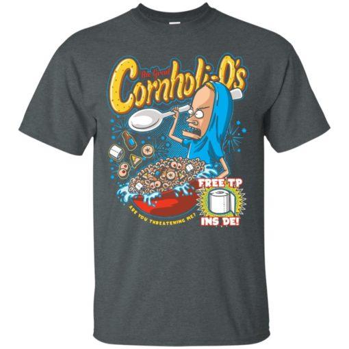 Beavis the great Cornholi-o's shirt - image 650 510x510