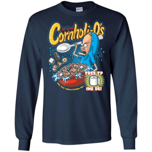 Beavis the great Cornholi-o's shirt - image 652 510x510