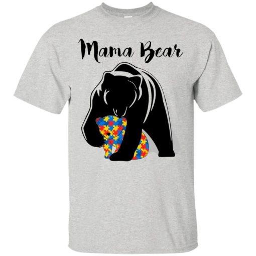 Autism Mama Bear shirt - image 877 510x510