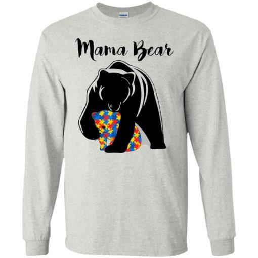 Autism Mama Bear shirt - image 879 510x510