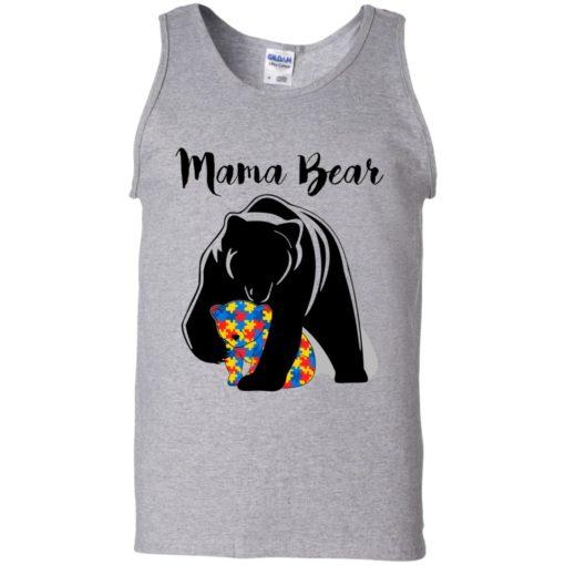 Autism Mama Bear shirt - image 883 510x510