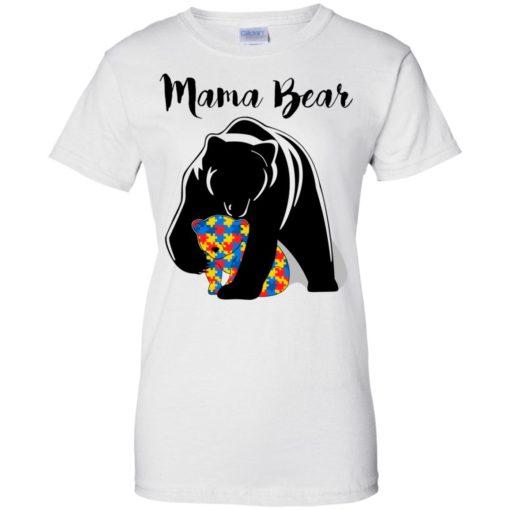 Autism Mama Bear shirt - image 887 510x510