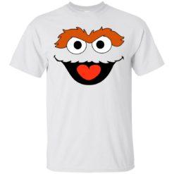 Sesame Street Oscar Face shirt - image 1256 247x247