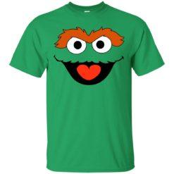 Sesame Street Oscar Face shirt - image 1257 247x247