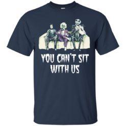 Beetlejuice, Edward, Jack: You can't sit with us shirt - image 1263 247x247