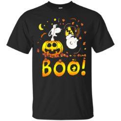 Snoopy And Charlie Brown Pumpkin Boo shirt - image 1298 247x247