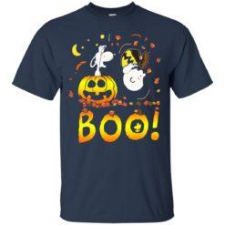 Snoopy And Charlie Brown Pumpkin Boo shirt - image 1299 247x247