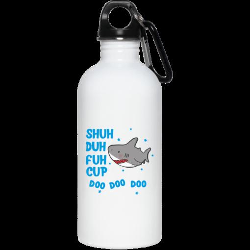 Shark shuh duh fuh cup Mug shirt - image 13 510x510