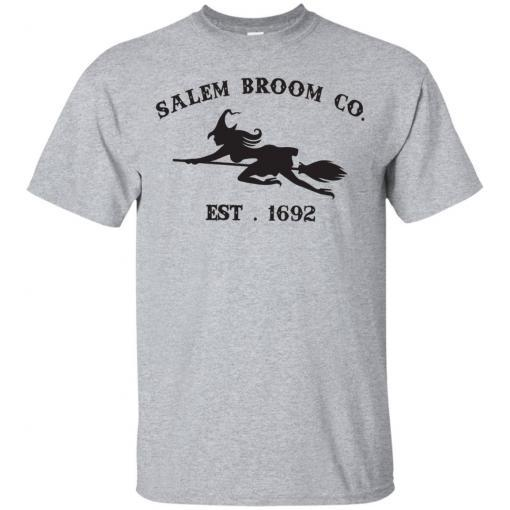Salem Broom CO EST1692 shirt - image 143 510x510