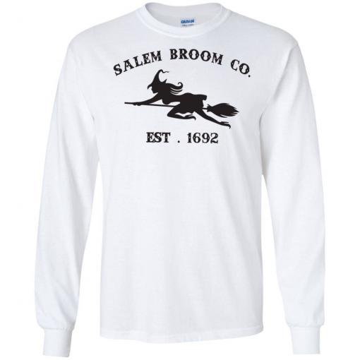 Salem Broom CO EST1692 shirt - image 146 510x510